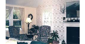 The Gathering Room at Halvorsen House Bed and Breakfast
